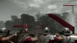 Ryse: Son Of Rome - Support the barge along the river