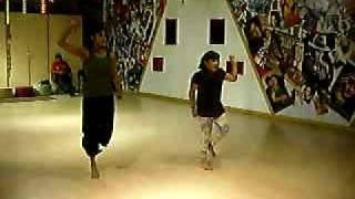 Ek Do Teen - McKayla 2nd Rehearsal