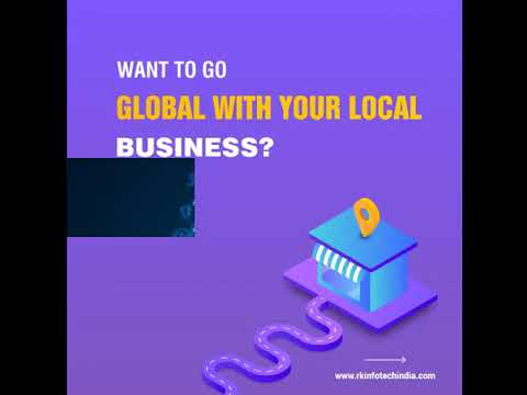Want To Go Global With Your Local Business