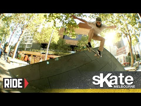 SKATE Melbourne with Nick Boserio