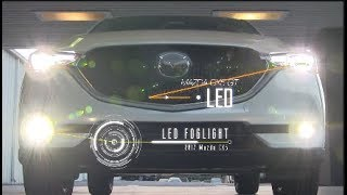Taking a 2nd Look - 2017 Mazda CX5 GT | LED LIGHTING Interior & Exterior Review