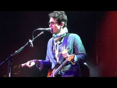 John Mayer - Paper Doll Live In Seoul
