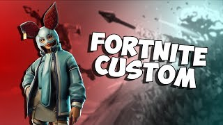 FORTNITE CUSTOM WHO WINS THE WIN!! 800 V-BUCKS SKIN GIFTELAND 37.000 SUBSCRIBERS