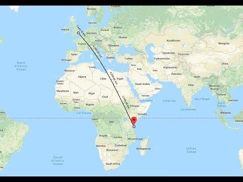 11735 Zanzibar Broadcasting Corporation (Swahili), Dole Tanzania, 7442 km