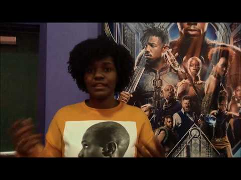 Providence high school students react to Black Panther