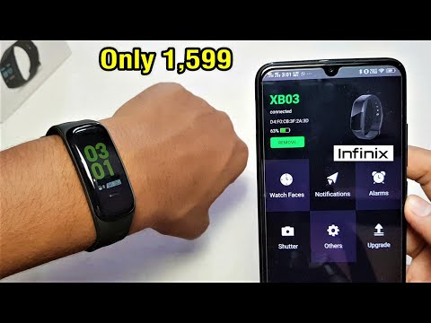 Repeat Infinix Xband 3 Review   Better then Mi Band 3? by Gadget
