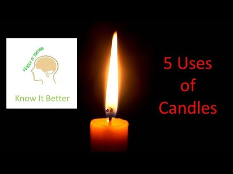 Uses of Candles | Know it Better | DIY Tips & Tricks