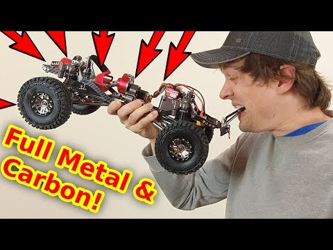 expensive-all-metal-&-carbon-fiber-rc-crawler-car