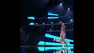 Miss Grand Finlandia siendo FLOP😂🙈