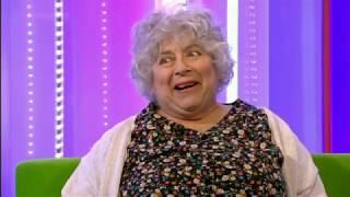Miriam Margolyes  BIG Fat Adventure interview  03/03/2020