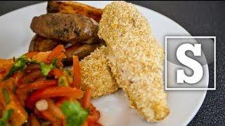 Coconut Chicken Nuggets Recipe - Sorted