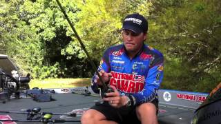 Bass Fishing: How To Choose A Flipping Stick (Fishing Rod) with Scott Martin
