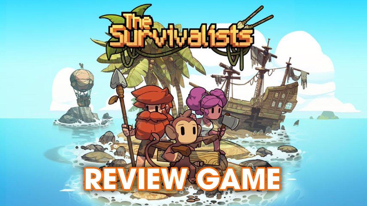 The Survivalists | Game Sinh Tồn 2D Hay Nhất Năm 2020