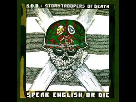 S.O.D-Speak English or Die-Full Album