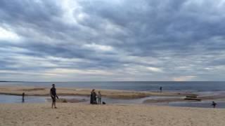 Белая дюна, Латвия