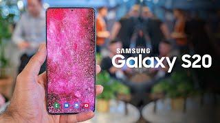 Samsung Galaxy S20 - THIS IS WEIRD