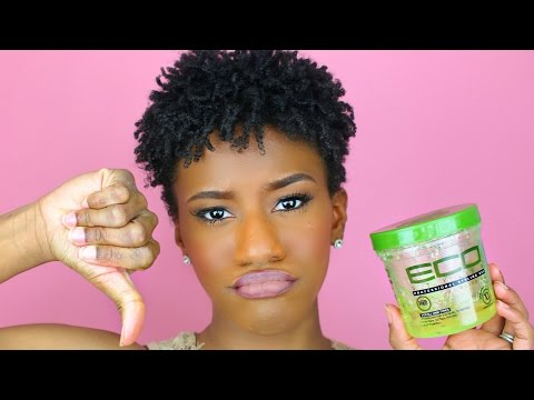 5 AMAZING Styling Gels That You NEVER Heard Of! (BETTER Than ECOSTYLER)