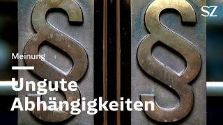 Staatsanwaltschaft in Deutschland: Ungute Abhängigkeiten