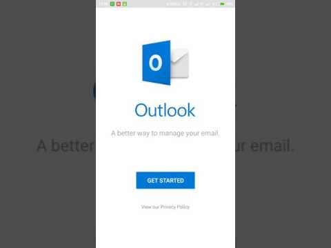 outlook android exchange
