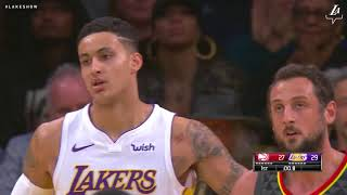 HIGHLIGHTS: Lakers vs. Hawks (1/7/18)