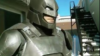 BATMAN Suit Pete Mander
