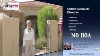 County Island home in Chandler, Arizona Sold by the Amy Jones Group
