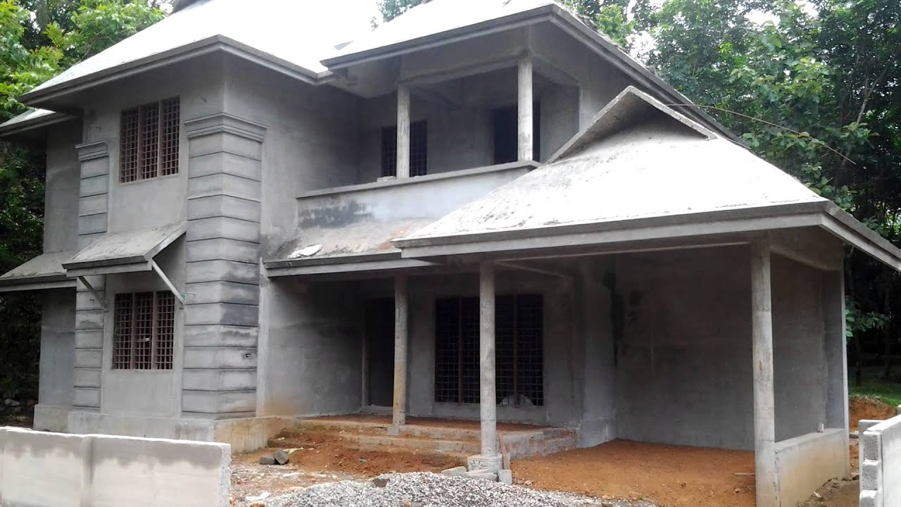 European Style Double Storey House for Sale in Angamaly Kochi