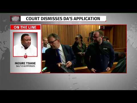 Motsire Mosiane react to State Capture Judgement