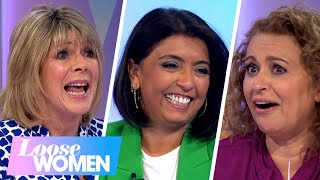 The Loose Women Reveal What They REALLY Feel Guilty About & Shock Each Other!   Loose Women