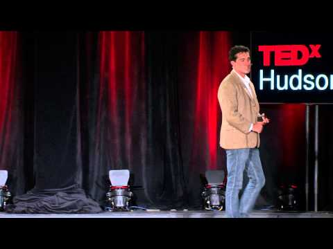 Regenerative agriculture -- a solution to climate change | Ben Dobson | TEDxHudson