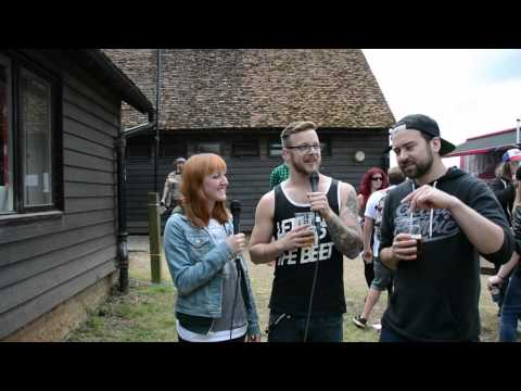 Protest The Hero Speak To Kerrang! Radio At Sonisphere 2014