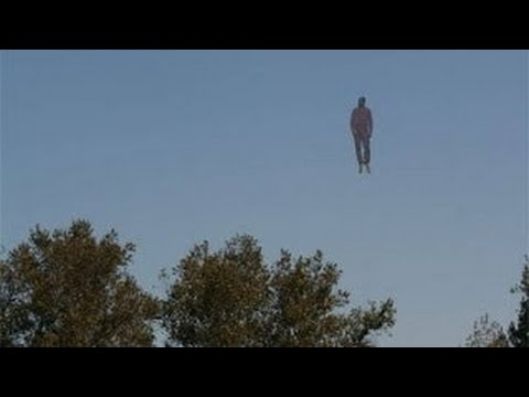 Real Flying Humanoid in India - YouTube
