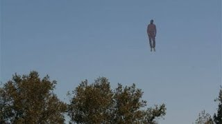 Real Flying Humanoid in India