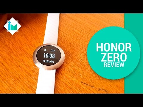 Huawei Band (Honor Zero) -  Review