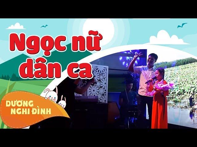 Nghi Đình hát mừng sinh nhật chú Quách  Hữu Nhuận tại TP Nha Trang