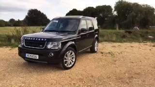 Land Rover Discovery Landmark LIVE - Inside Lane