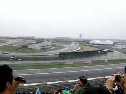 2006 F1 Shanghai - Qualifying