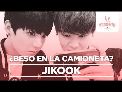 JIKOOK - ¿Jimin Y JungKook Se Besaron En La Camioneta? (Cecilia Kookmin)