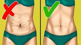 These 5 Exercises Burn Belly Fat And Give You Flat Stomach In Just A month