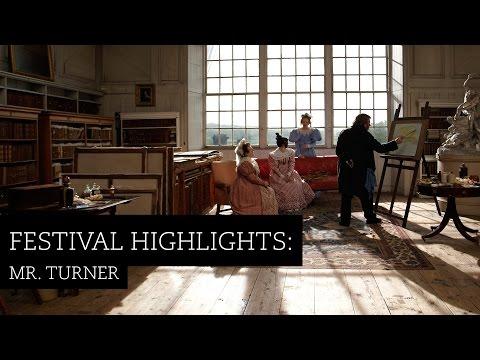 Mr. Turner red carpet highlights | BFI #LFF