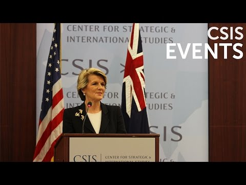 The Banyan Tree Leadership Forum with The Hon. Julie Bishop