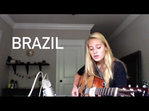 brazil by declan mckenna cover by cassidy goff youtube. Black Bedroom Furniture Sets. Home Design Ideas