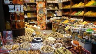 Bakü'nün rengarenk lezzetlerinin adresi Yeşil Çarşı