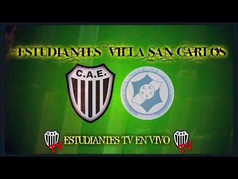 ESTUDIANTES-VILLA SAN CARLOS