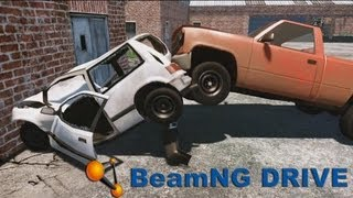 🎮 BeamNG DRIVE (Test-Drive)