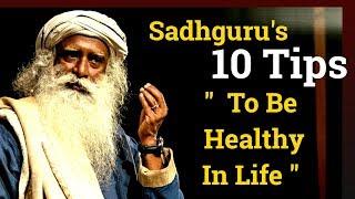 Sadhguru Health Tips|Sadhguru Defines Diet,Life Style,Sleeping Hours|Sadhguru Latest|