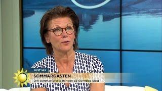 Sommargästen - Häxan surtant - Nyhetsmorgon (TV4)