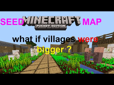 How to make a map bigger in minecraft pe