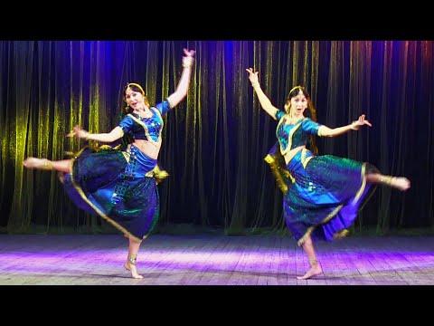 Jhoom Jhoom Nach Mayuri, Indian Dance Group Mayuri, Russia