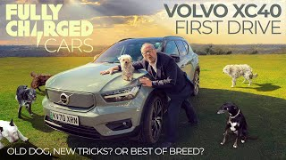 Volvo XC40 First Drive - Old Dog, New Tricks? Or Best of Breed? | Fully Charged CARS